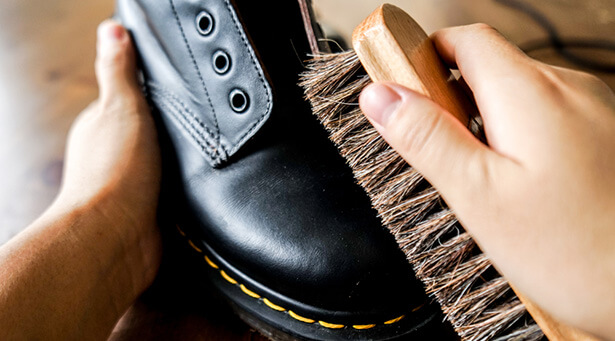 entretien chaussure cuir, entretien du cuir