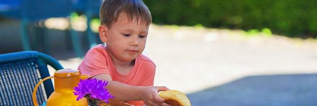 Des horaires fixes limitent l'obésité infantile
