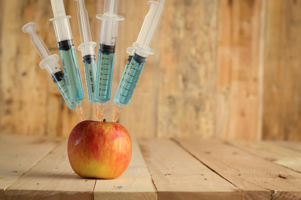 pomme OGM