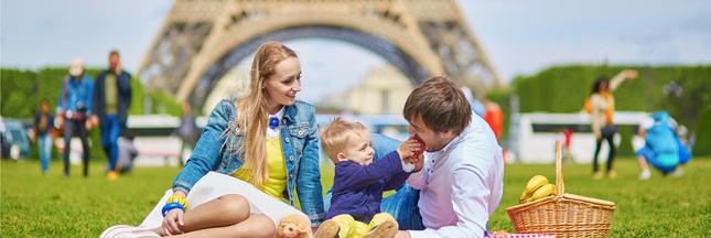 Les Parisiens se nourrissent mieux que le reste de la France
