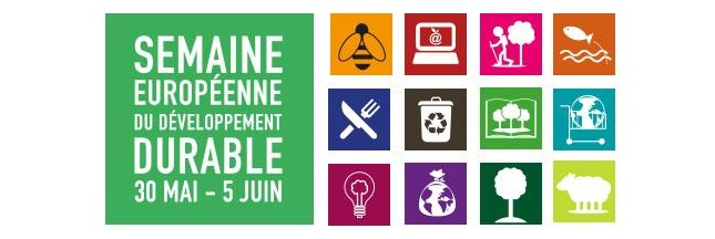 Semaine du développement durable 2017 : les événements