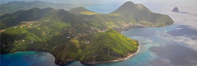 Création d'un parc naturel marin en Martinique