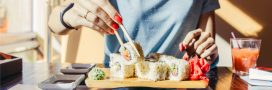 Sushi: mieux vaut arrêter tout de suite!