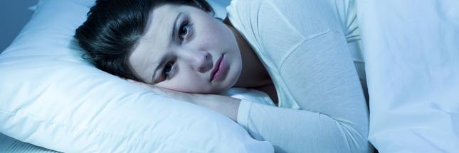 femme insomnie sexomnie