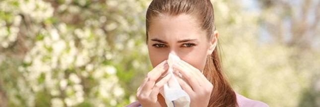 Sondage : Souffrez-vous d'allergies printanières ?