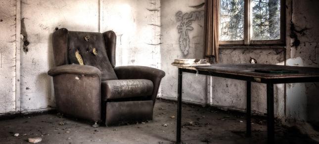 vieux meubles recyclage