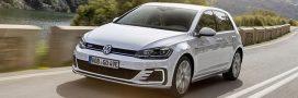 Electrique ou essence d'une simple pression de bouton: adoptez la Golf GTE, 3 voitures en une!