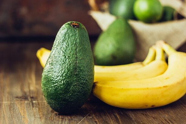 banane avocat