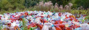 Près d'un million de bouteilles en plastique écoulées, en seulement une minute !