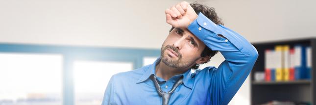 Canicule : pouvez-vous arrêter le travail ?