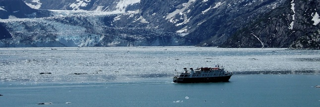 Une mission de climatologues bloquée par... le réchauffement climatique