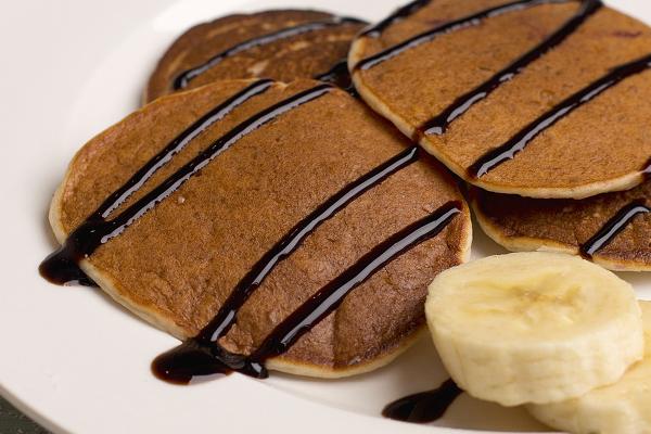 Recette de pancake vegan Il était une noix