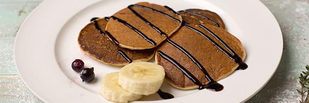 Pancakes faciles, rapides... et vegan !