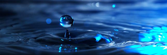 Il n'y aurait non pas un, mais deux types d'eau liquide !