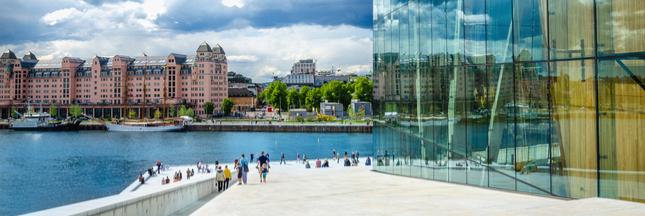 Oslo élue capitale verte européenne pour 2019