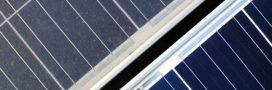 La pollution, c'est 35%  de production d'énergie solaire en moins!