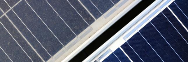 La pollution, c'est 35 %  de production d'énergie solaire en moins !