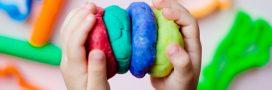 Recette maison 100% saine: fabriquez la pâte à modeler de vos enfants!