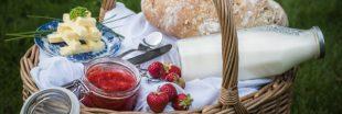 Partagez votre petit déjeuner à l'occasion de la Fête du lait bio