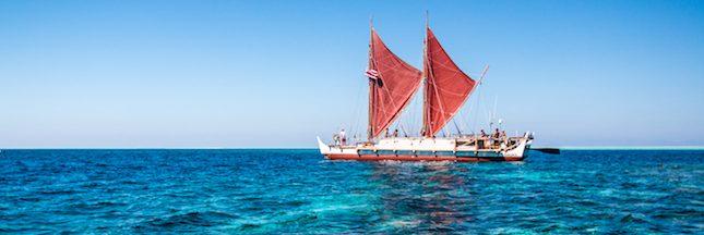 Une pirogue polynésienne a fait le tour du monde en 3 ans