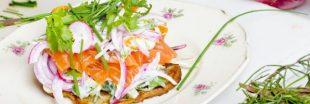Rappel produit -  Émincés de saumon fumé - Carrefour Bio