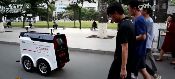 robots livreurs