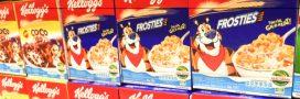 Quand arrêtera-t-on les mascottes sur les aliments pour nos enfants?