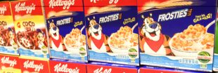 Quand arrêtera-t-on les mascottes sur les aliments pour nos enfants ?