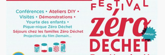 Zero Waste Festival à Roubaix : vivez et partagez l'expérience Zéro déchets