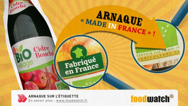 arnaque made in france