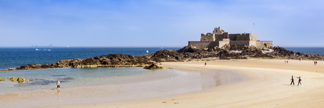 En vacances en Bretagne ? Attention au soleil !