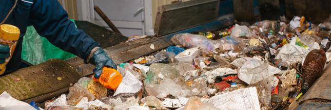 Clarke, ce robot intelligent capable de trier les déchets