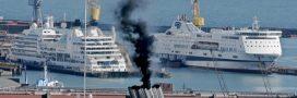 L'air est plus pollué sur un bateau de croisière que dans les plus grosses villes du monde