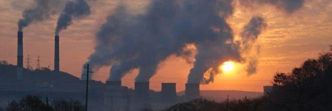 Gaz à effet de serre : 100 entreprises sont responsables de 71 % des émissions