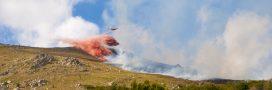 Incendies dans le Var: plus de 4.000 hectares brûlés