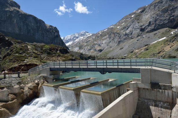 filière hydroélectrique