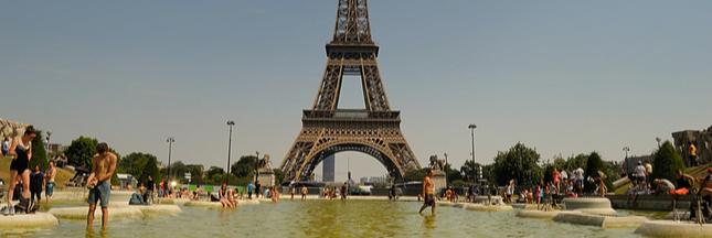 Paris : des 'îlots de fraîcheur' pour s'adapter au climat