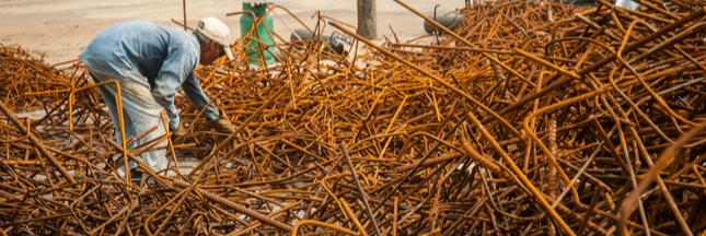 La Chine refuse certains de nos déchets à recycler