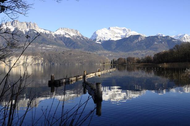 lacs français