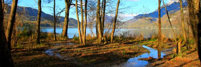 lacs français annecy