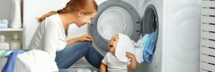 L'adoucissant textile parfumé fait maison pour des lessives sans soucis