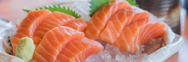 Doit-on avoir peur de manger de la viande ou du poisson crus ?