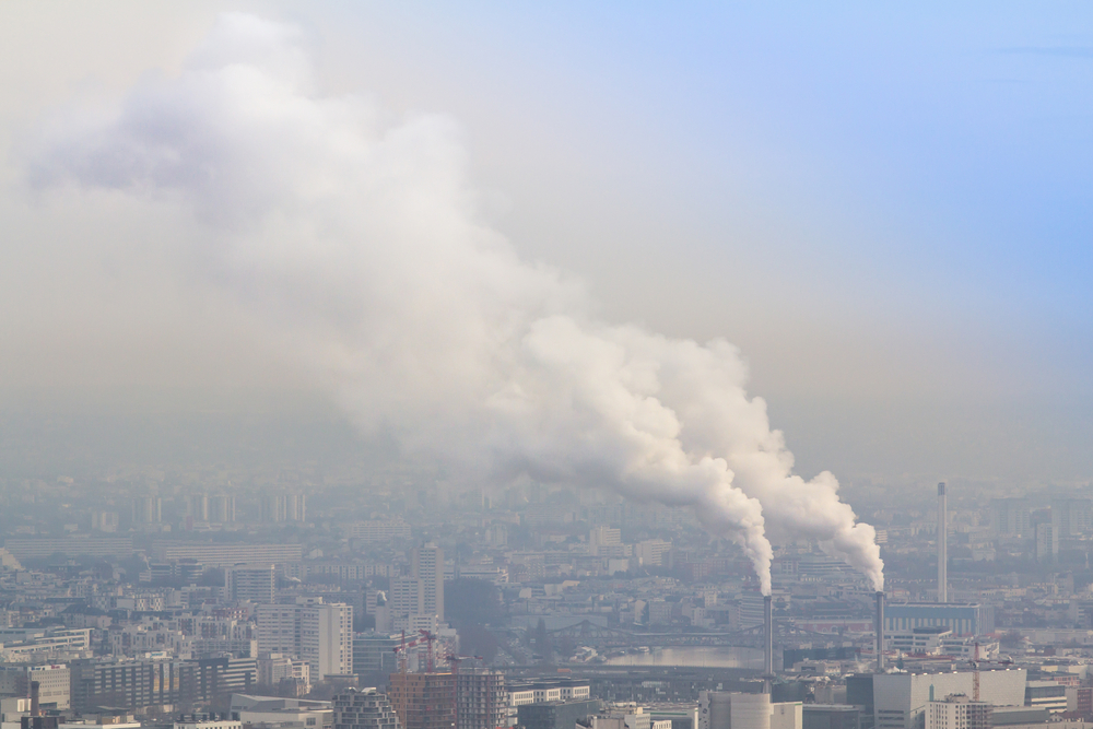 pollution de l air