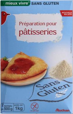 rappel produit, Auchan