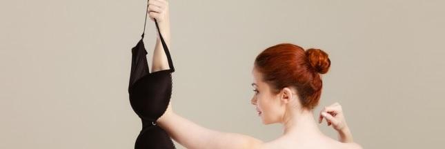 Sondage : Ne pas porter de soutien-gorge, pour vous c'est...