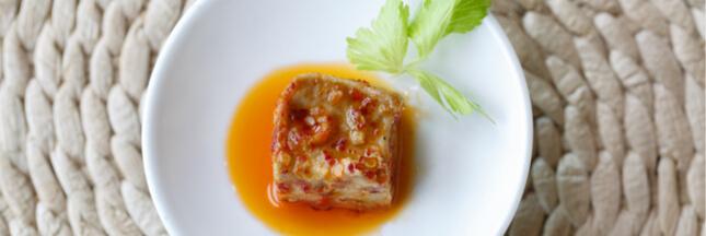 Les bienfaits du tofu lactofermenté