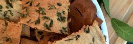 Recette: crackers au sarrasin sans gluten pour l'apéro!