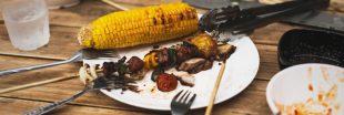 Barbecues : le gaspillage alimentaire part en fumée