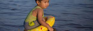 Les bouées pour enfants : utiles ou dangereuses ?