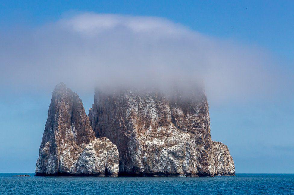 galapagos paysage